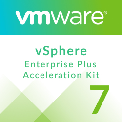 VMware vSphere 7 Enterprise Plus Acceleration Kit for 6 processors